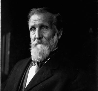 (John Muir- חוקר טבע ובוטנאי אמריקאי )