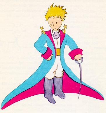 הנסיך הקטן – אנטואן דה-סנט-אכזופרי